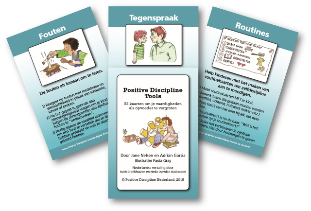 Positive Discipline Nederland Toolcards web
